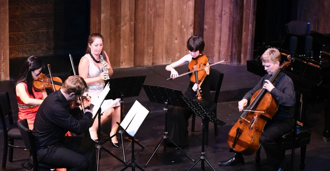 The Atlanta Chamber Players perform Quintet for Oboe and String Quartet by Sir Arthur Bliss.