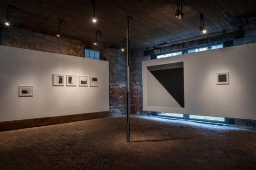 Pete Schulte's exhibition at Whitespace