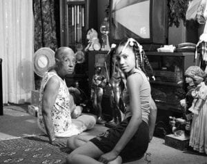 Grandma Ruby and Me, 2005, from The Notion of Family (Aperture, 2014). LaToya Ruby Frazier.