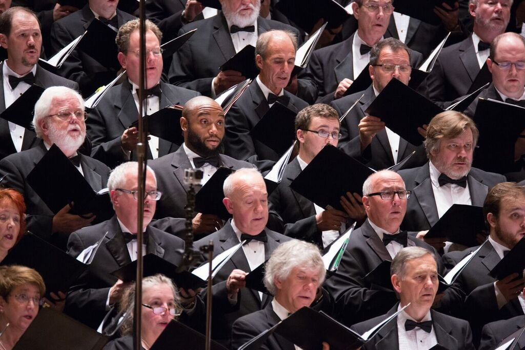 The ASO Chorus will be prominently featured in the 2016-17 season.