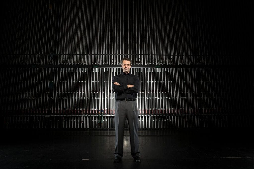 The Atlanta Opera's Tomer Zvulun ushers in the company's biggest season in a decade. (Photo by Jeff Roffman)