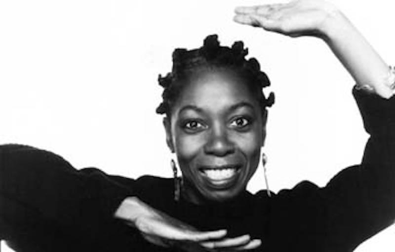 Choreographer Jawole Willa Jo Zollar.