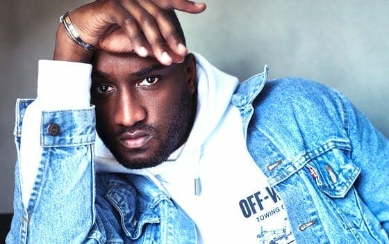 Headshot of Virgil Abloh.