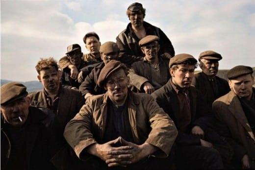 Bruce Davidson: Miners