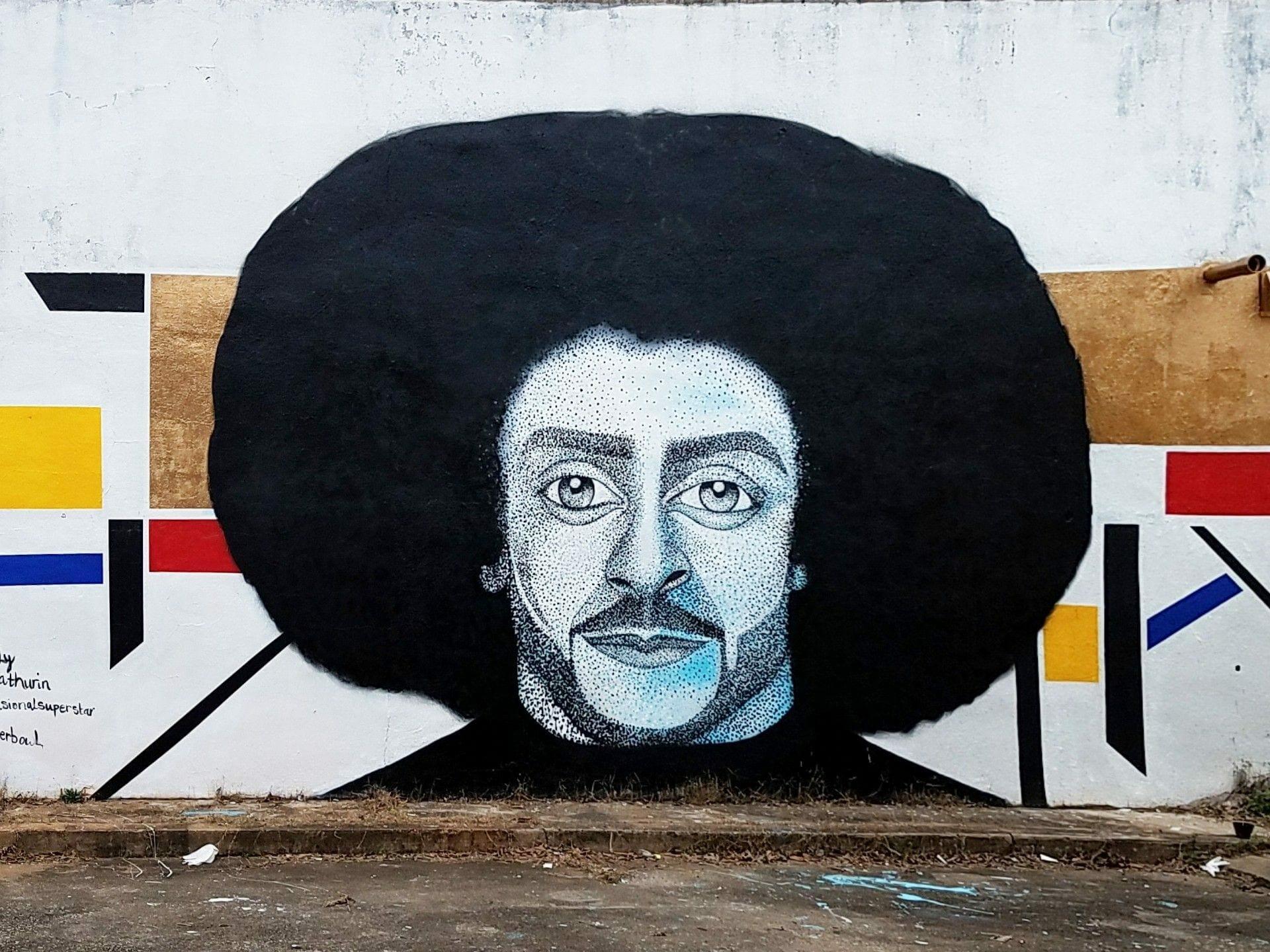 today in street art june 2021